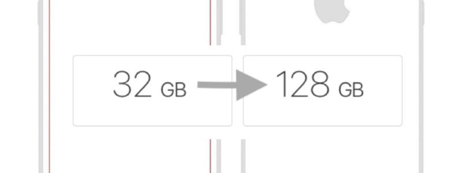 Za mało miejsca w iPhone? Powiększ pamięć nawet do 128 GB!