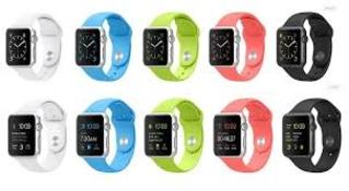 Apple Watch  38 mm Sil Al Pink Sport